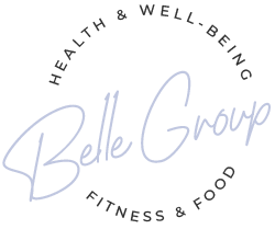 Belle Group | Fitness & Well-Being Logo